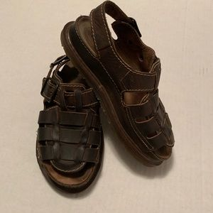Dr. Martens Vintage Sandals With Buckles Size 6